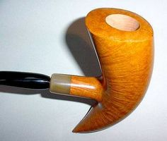 The Pickaxe Smoking Pipe #woodstonepipes