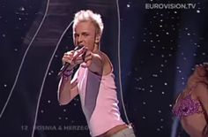 eurovision bosnia herzegovina 2011