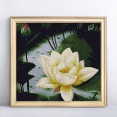 Diy Diamond Painting Cross-stitch Needle Arts Craft Rhinestone Canvas Paints Modern Living Room Decorative Painting Elegant In Smell Cross-stitch