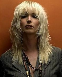 Image result for a line shaggy bob for round face
