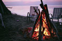 Bonfires...
