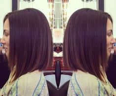 70 Best A-Line Bob Hairstyles Screaming with Class and Style - - Straight A-Line Bob Haircut for Shoulder Length Hair Bob Haircuts For Women, Haircuts For Long Hair, Hairstyles Haircuts, Lob Hairstyle, Shoulder Length Bob Haircuts, Hairstyle Ideas, Straight Shoulder Length Hair Cuts, Hairstyle Pictures, Trendy Haircuts