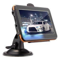 """GPS навигатор для машины 4.3"""""""