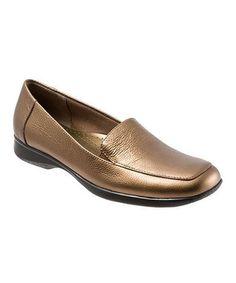 Bronze Jenn Leather Loafer