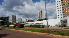 Câmara Municipal de Campo Grande - Notícia » Por indicação do vereador Roberto Durães, tapa-buracos é realizado na Rachid Neder