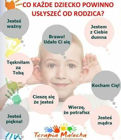 Polish Language, Better Life, Kids And Parenting, Helpful Hints, Matki, Maternity, Knowledge, Education, Feelings