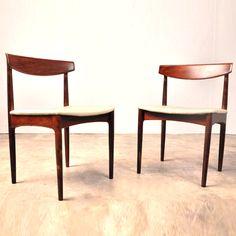 Danish Dining Chairs Set of 4 design inspiration on Fab.