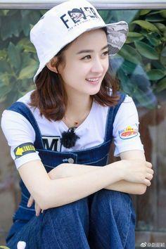 Princess Agents, Overalls Women, Chinese Actress, Asian Girl, Ulzzang Fashion, Korean Fashion, Zhao Li Ying, Gong Li, Tiffany Tang