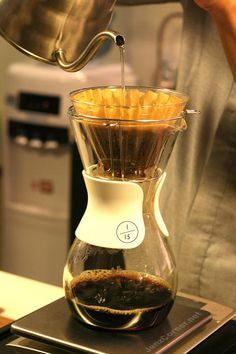 me want this V60 Coffee, Kitchen Appliances, Diy Kitchen Appliances, Home Appliances, Kitchen Gadgets
