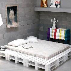 50 Ideas de muebles para tu hogar hechas con Pallet reciclado (Parte 2)