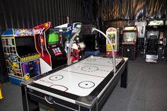 Arcade with Air Hockey The Event Of A Lifetime, Inc.