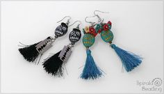 Funny Skull Earrings are a part of Beaded Fall Collection 2019 Designed August/October 2019 for Rutkovsky Beads . Skull Earrings, Drop Earrings, Beaded Skull, Fall Collections, Beading, Dragon, Halloween, Funny, Etsy