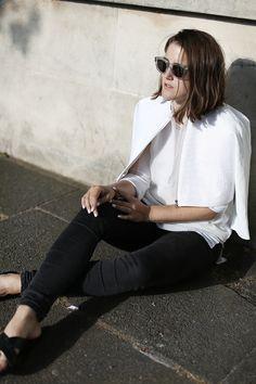 Speckled light | Girl a la Mode