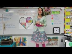 Cassie Stephens: What the Art Teacher Wore #155 and a Video Sub Plan!
