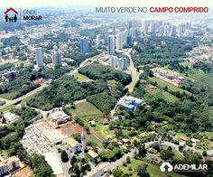 Localizado na região oeste de Curitiba (PR), o bairro Campo Comprido começou a se desenvolver na época em que funcionava como ponto de passagem para os Campos Gerais. Acredita-se que as terras da localidade pertenciam à sesmaria de Baltazar Carrasco dos Reis. O bairro abriga a Rua Eduardo Esprada, a via mais extensa de Curitiba.