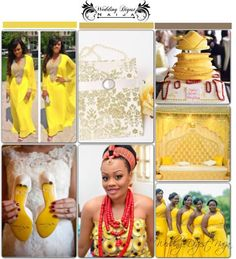 EventSoJudith : Yellow and White Wedding Color Schemes, Hair Makeup, Hair Styles, Blog, Traditional Weddings, Inspiration, Posts, Colour, Yellow