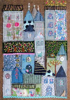 motleycraft-o-rama:    Bustle & Sew on Flickr