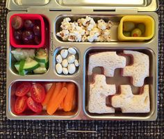 Lunch Box Inspiration  #planetbox #lunchbox #foodie