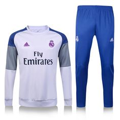 5ccf827e266 12 Best REAL MADRID 16 17 SOCCER JERSEY TRACK SUIT TRAINING JERSEY ...