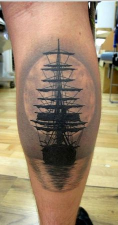 20 Best Epic Nautical Sailor Tattoos
