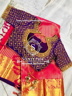 As per south tradition our festivals are going to start with Ugadi and the festival time is all about looking beautiful like diva in gorgeous pattu sarees. This is only means of showing off our gorgeous pattu or kanjeevaram sarees that looks so ethnic , elegant and classy. Festival and the wedding are the occassion where we can show off our beautiful kanjeevaram sarees . One should have a perfect planning specially on kanjeevaram sarees . You cannot go with a simple plain saree for…