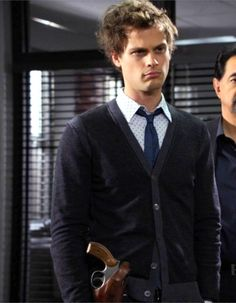 Dr. Spencer Reid, please marry me.  That is all.