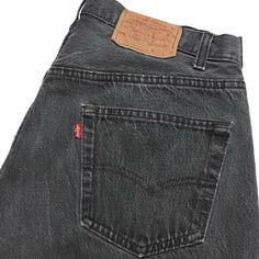 d2e17cc72e9 Vintage Levis 501 XX Jeans 33 Gray Button Fly Faded Distressed Grunge USA # Levis #