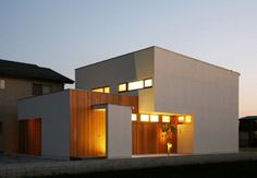 Style At Home, Entrance Lighting, Good House, Japanese House, Room Decor, Exterior, House Design, Lights, Mansions