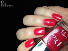 Dior Diablotine (Addict Gloss collection)