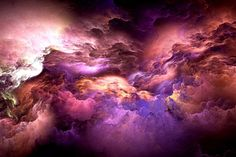 ABSTRACT COLORED CLOUDS | Design Patterns Studio