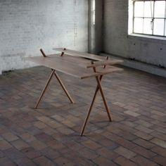 Bravais Desk by Dana Cannam