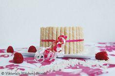 Vanillemoussetorte mit Himbeeren - Happy Birthday,...