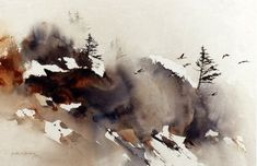 Image Detail for - Sargent's watercolors - ConceptArt.org Forums