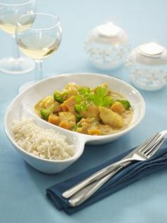 Vegan Broccoli and Potato Curry Recipe: Photo: Getty Images / Philippe Desnerck