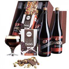 Belgian Beer and Gourmet Snacks For Him to Liechtenstein
