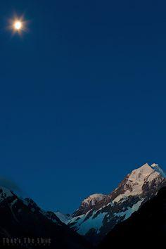 Mount Cook, South Island, New Zealand, Mount Everest, Mountains, Nature, Travel, Naturaleza, Viajes