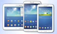 Samsung Galaxy Tab 3 upsized to 8-inch and 10.1-inch variants