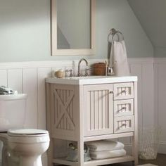 Elegant Martha Stewart Living Vanity