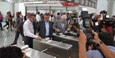 Pregopontocom Tudo: Linha 2 do Metrô de Salvador começou a operar nesta segunda-feira (05)...