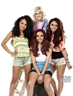 Little mix- perry Leigh-Anne Jesy jade