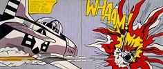 Roy Lichtenstein 'Whaam'