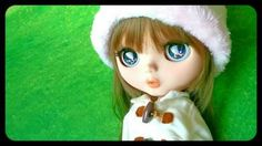 *. Custom Blythe *. Fluffy girl *  Buy her here:   #‎blythe #‎blythedolls #‎kawaii #‎cute #‎rinkya #‎japan #‎collectibles #‎neoblythe #‎customblythe