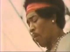 Jimi Hendrix star spangled banner