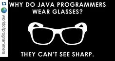 Now I know #Repost @worldofprogrammers with @repostapp. A litre programming joke for your Tuesday! #worldofprogrammers . #csharp #c #programming #java #code #coding #visualstudio #microsoft #vb #ibm #programmer #programmers #asp #php #eatsleepcoderepeat #javascript #stackoverflow #codingproblems #nerd #computer #computing #software #developer #computerscience #programtesting #webdesign #webdevelopment #css by izzaturahman_