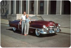 Cadillac in D.C. — 1950s | Flickr - Photo Sharing!