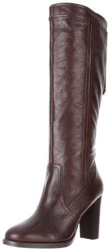 Adrienne Vittadini Women's Birdie Boot, Dark Chocolate, 8 M US