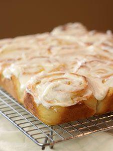 """""""Lemon Cream Rolls"""" #spring #recipe #lemon"""