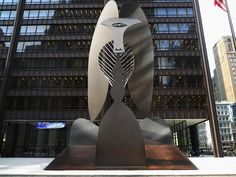 Artist's Corner: The Chicago Picasso / LoopChicago.com / Chicago Loop Alliance