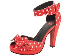 Retro style and summer fun. These heels are great for a a day at the beach or…