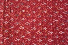 The kantha embroidery criss crosses the entire central pattern of the quilt to create a beautifully embroidered design of its own. A lovingly handmade kantha quilt. Get yours at www.banyanvillage.com #kantha #kanthaquilt #indiankantha #indiantextile #quilt #kanthafabric